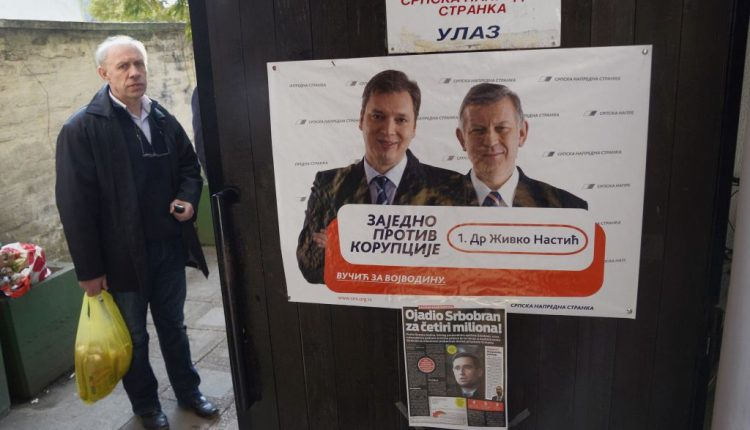 lokalni izbori Srbobran,foto nebojsa mandic